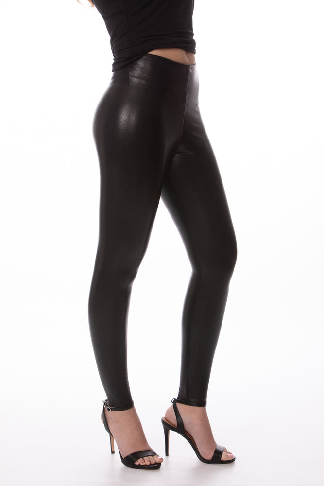 Commando Contol Faux Leather Leggings