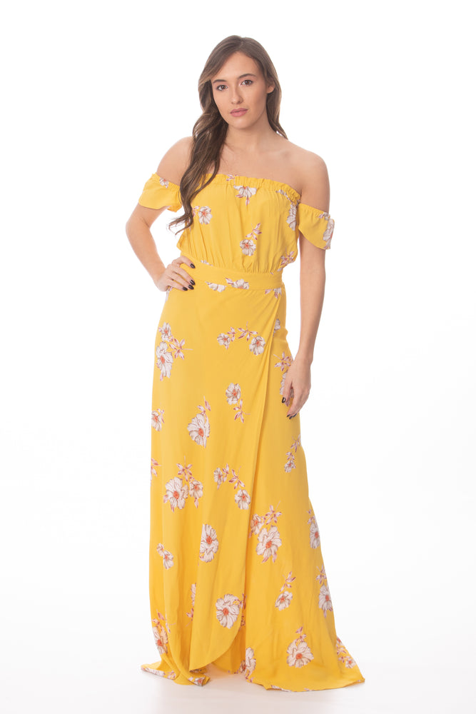 Alaina Maxi Dress - Glow Fashion Boutique