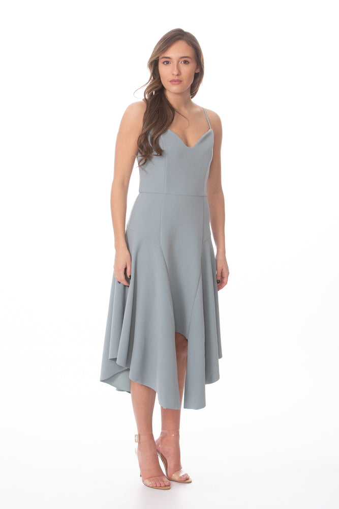 Light Blue Wedding Guest Dress Glow Fashion Boutique