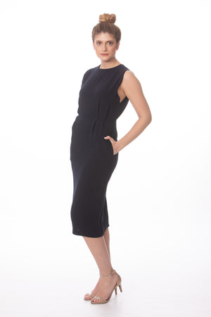 Professional Work Clothing Fitted Pencil Dress Glow Fashion Boutique