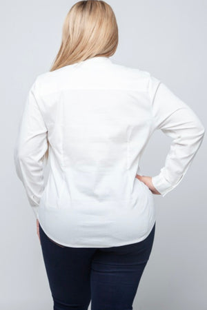 Glow Fashion Boutique Plus Size Blouses