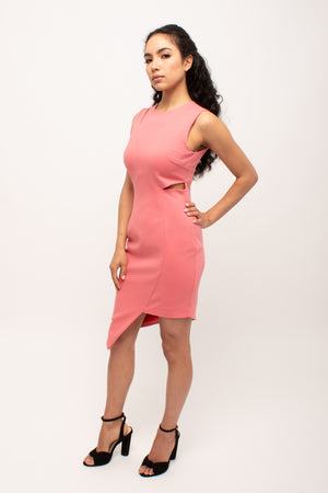 Cut Out Bodycon dress Glow Fashion Boutique