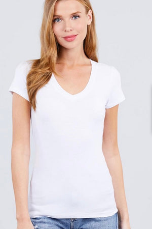 Load image into Gallery viewer, Basic White T-Shirt