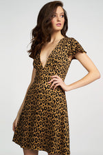 Wildcat Kate Dress - Glow Fashion Boutique