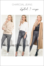 Glow Fashion Boutique How to Style Dark Jeans
