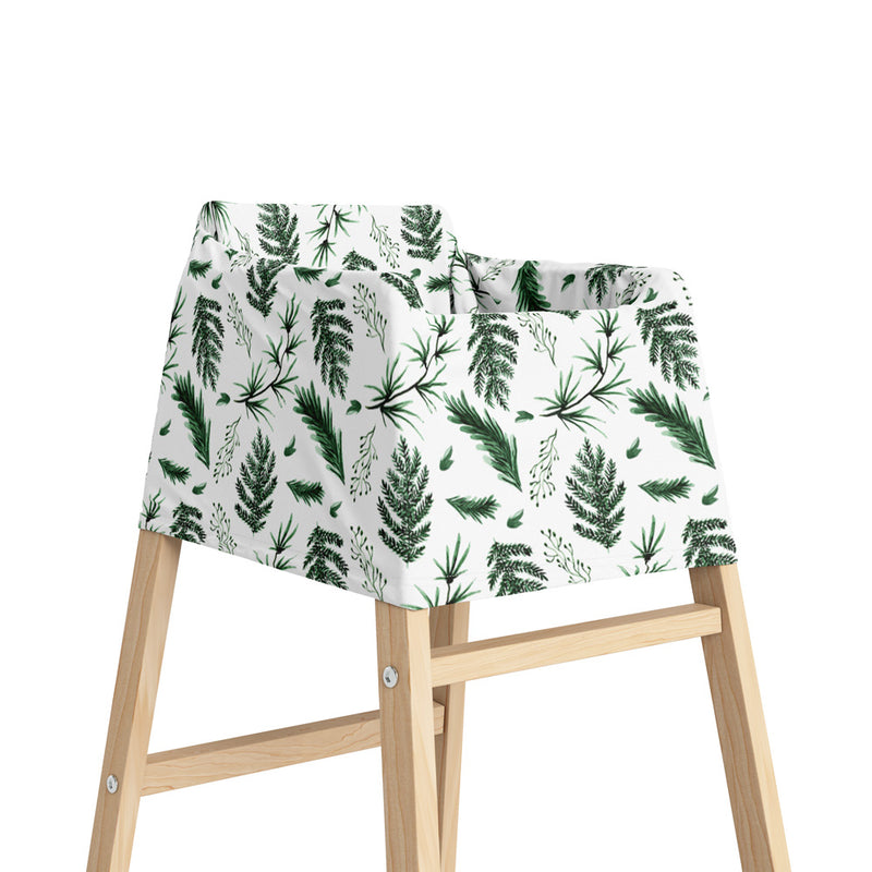 5 in 1 Multi Use Cover - Evergreen - Capsule Cover, Highchair Cover, Shopping Trolley Cover, Breastfeeding Cover, Nursing Scarf