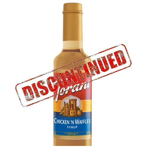 Torani Chicken N' Waffles Syrup 750 mL Bottle
