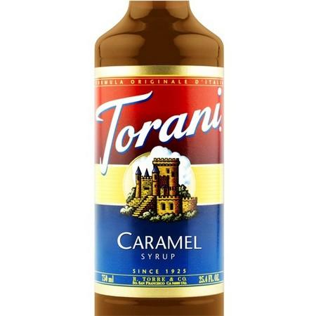 Torani Pistachio Syrup 750 mL Bottle