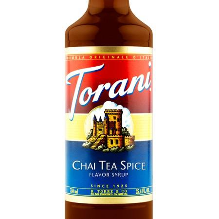 Torani Gingerbread Syrup 750 mL Bottle