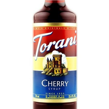 Torani Grape Syrup 750 mL Bottle