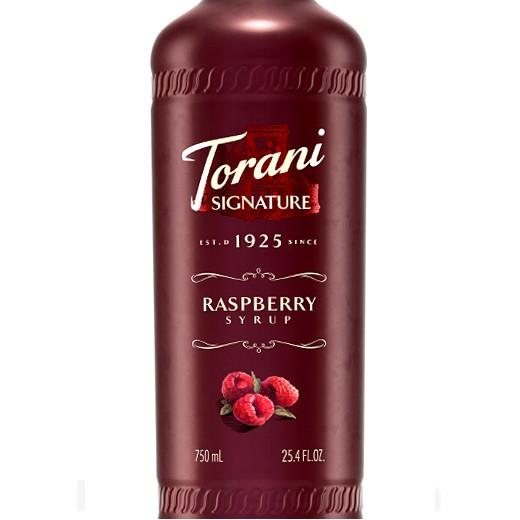 Raspberry Signature Syrup 750 mL Bottle