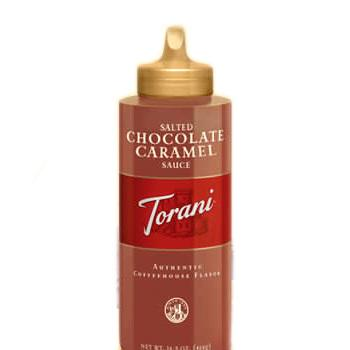 Torani Dark Chocolate Sauce 64 oz
