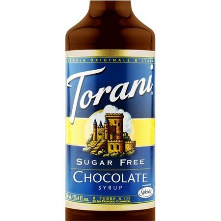 Torani Orgeat Syrup 750 mL Bottle