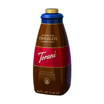 Torani Sugar Free Chocolate Macadamia Nut Syrup 750 mL Bottle
