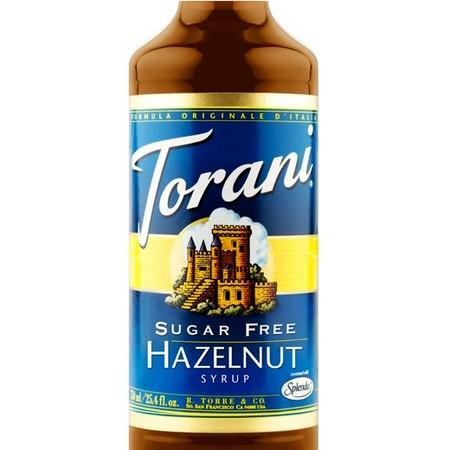 Torani Salted Chocolate Caramel Sauce 16 oz