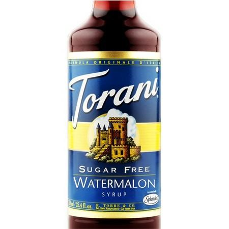 Torani Mango Syrup 750 mL Bottle