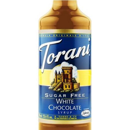 Torani Salted Caramel Syrup 750 mL Bottle