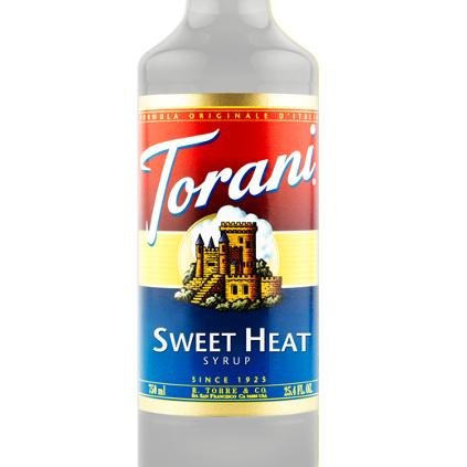 Torani Longan Syrup 750 mL Bottle
