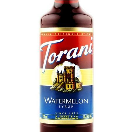 Torani Sugar Free Black Cherry Syrup 750 mL Bottle