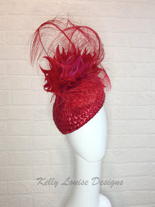 Vintage Percher in Red