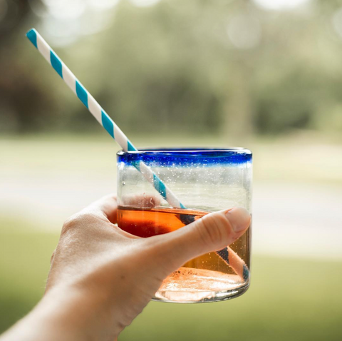 EcoPartyTime paper straws