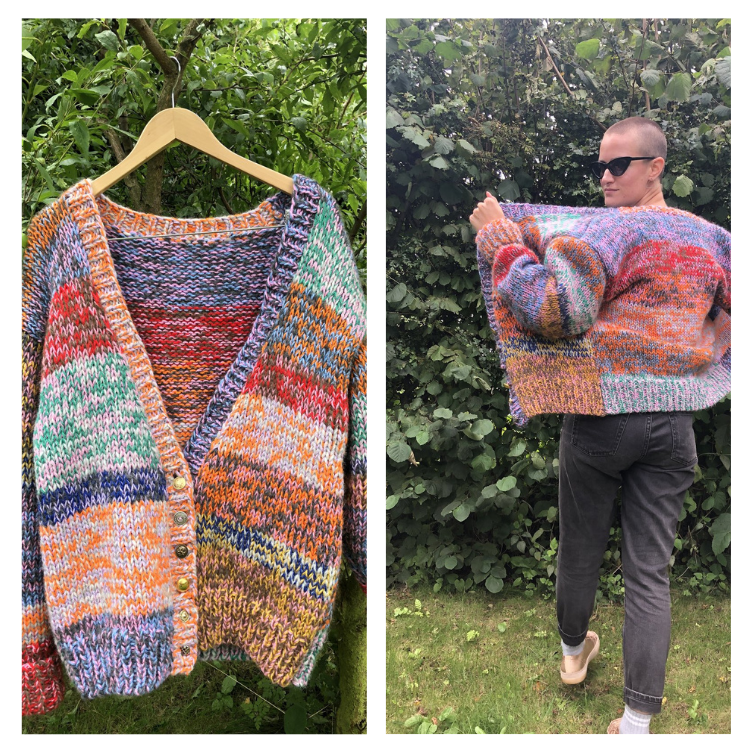The Endery and The Knit Edit collab knitting pattern