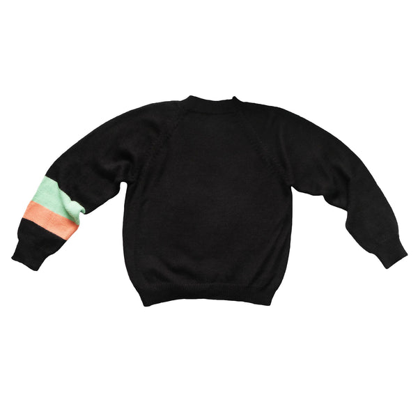 The Simple Raglan | Onyx