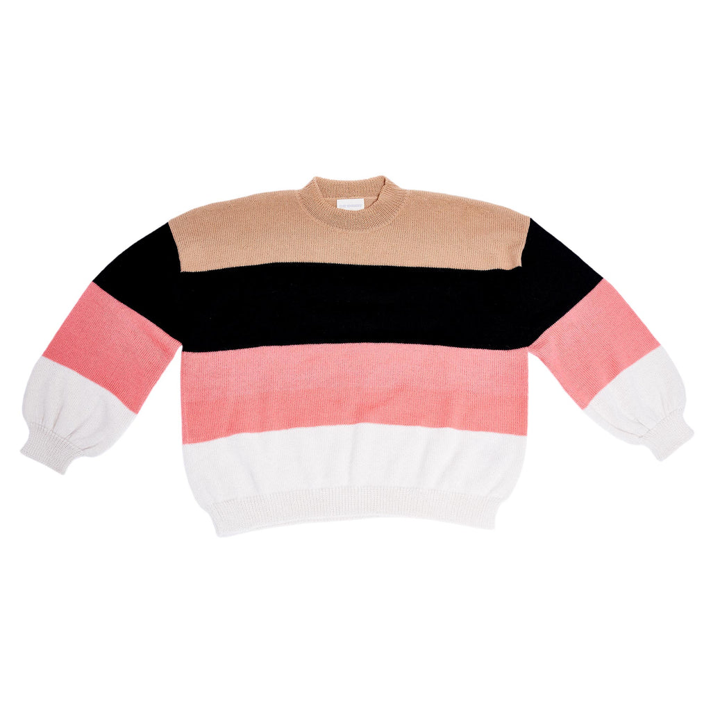 The Bold Stripe | Coral