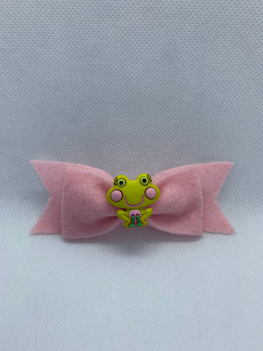 Frog Hair Clip~Click for More Color Choices