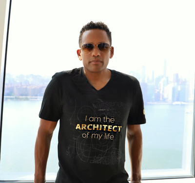 I Am The Architect of My Life T-Shirt