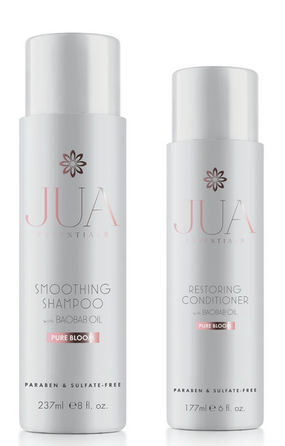JUA SHAMPOO AND CONDITIONER BUNDLE •