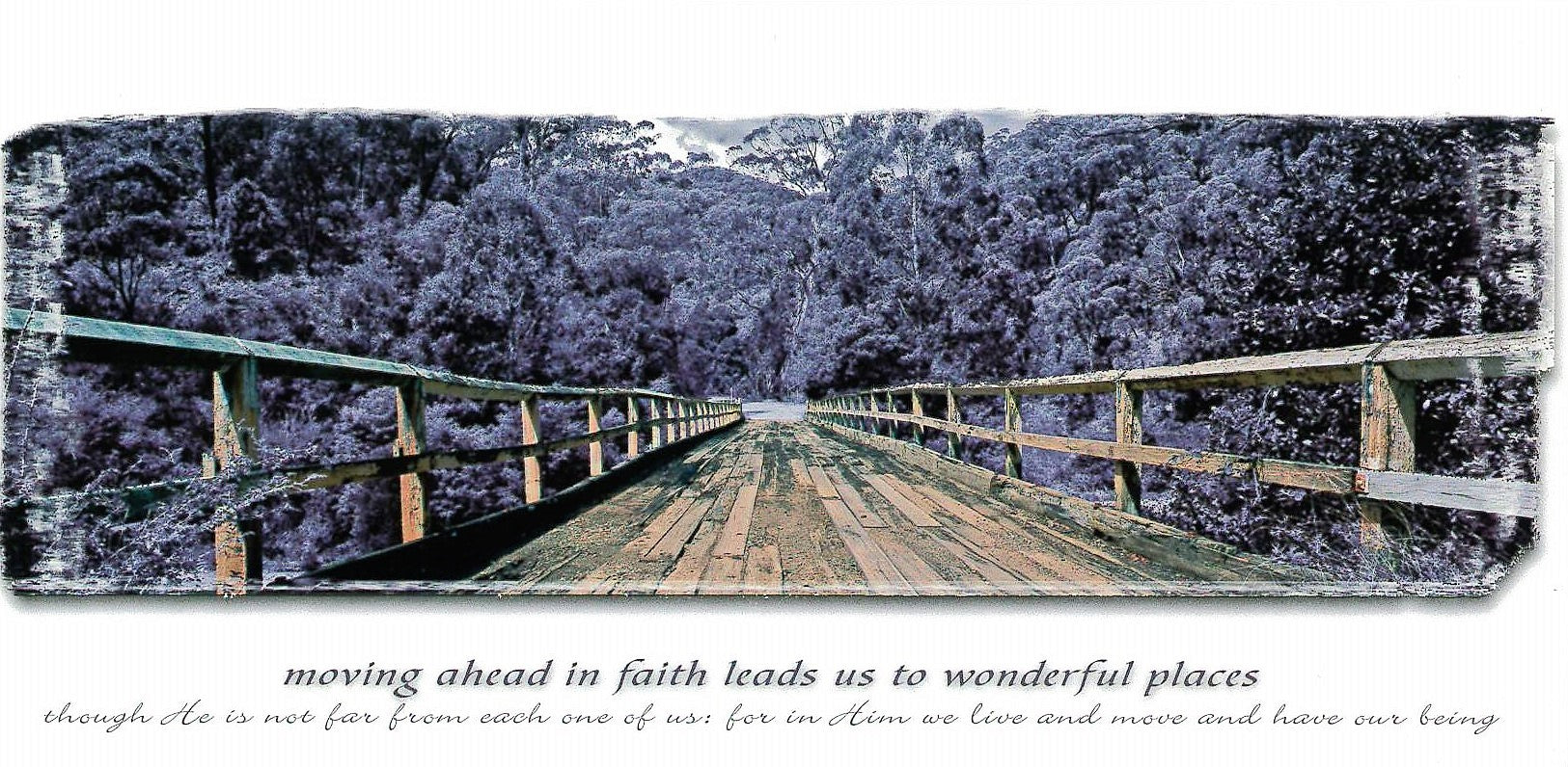 Card: Moving Ahead