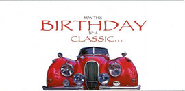 Card: Birthday Classic