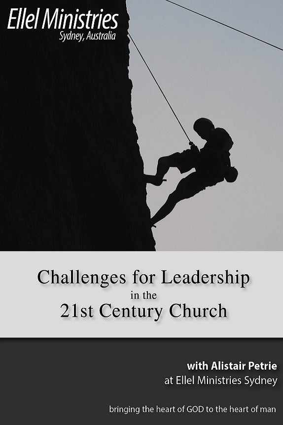 Challenges for Leadership in the 21st Century Church
