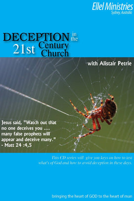 Deception in the 21st Century Church