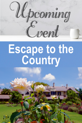 Escape to the Country - Oct/Nov 2019