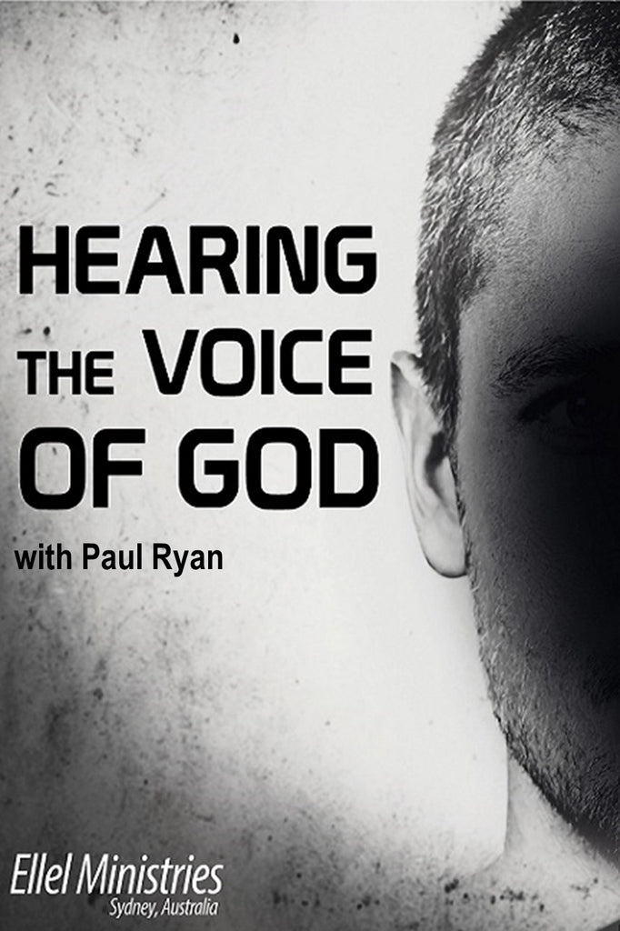 Hearing the Voice of God (Online Course)