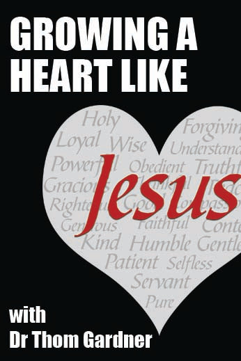 Growing a Heart Like Jesus