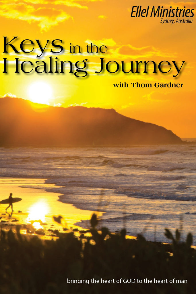 Keys in the Healing Journey