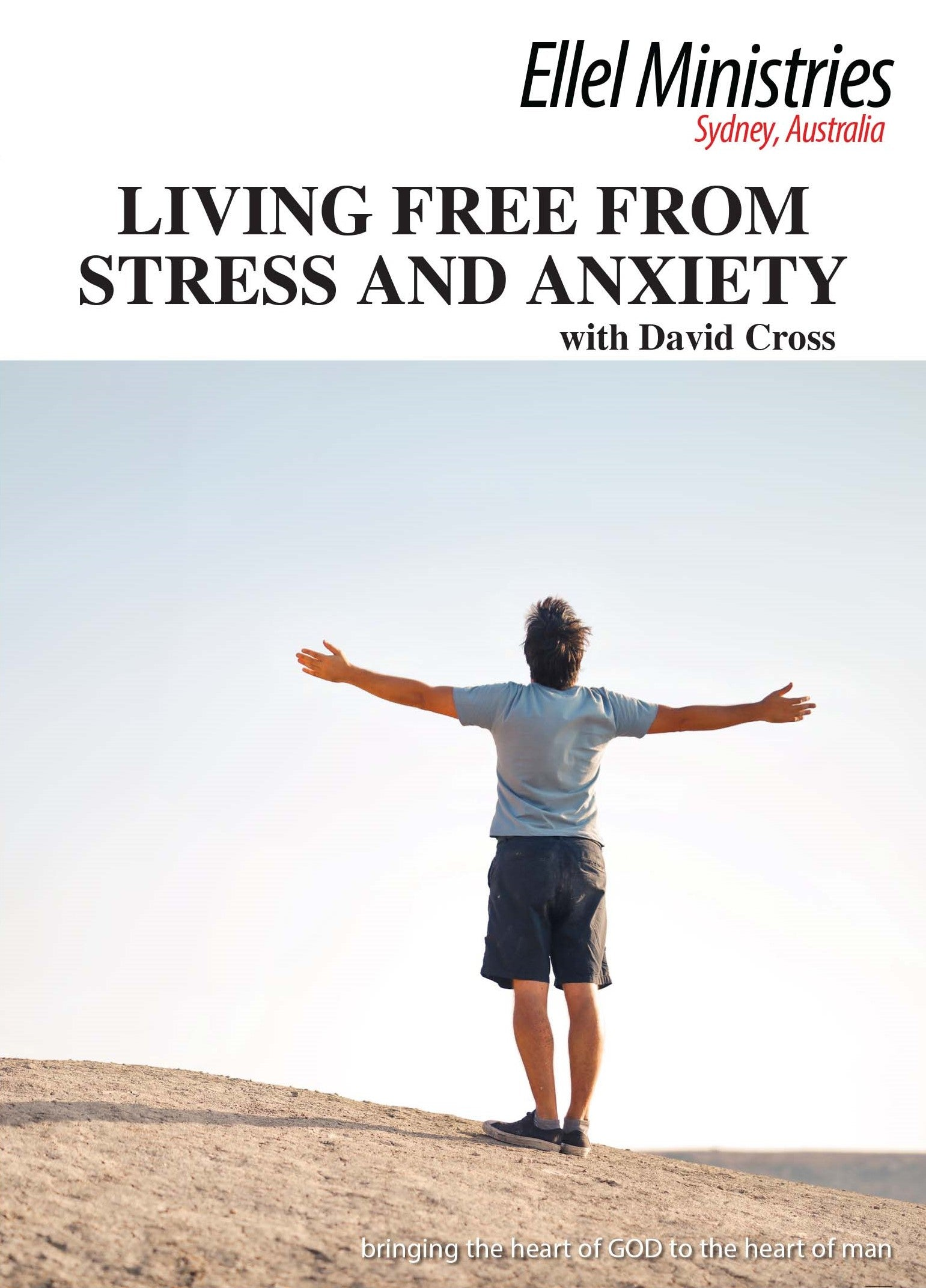 Living Free from Stress and Anxiety (Online Course)