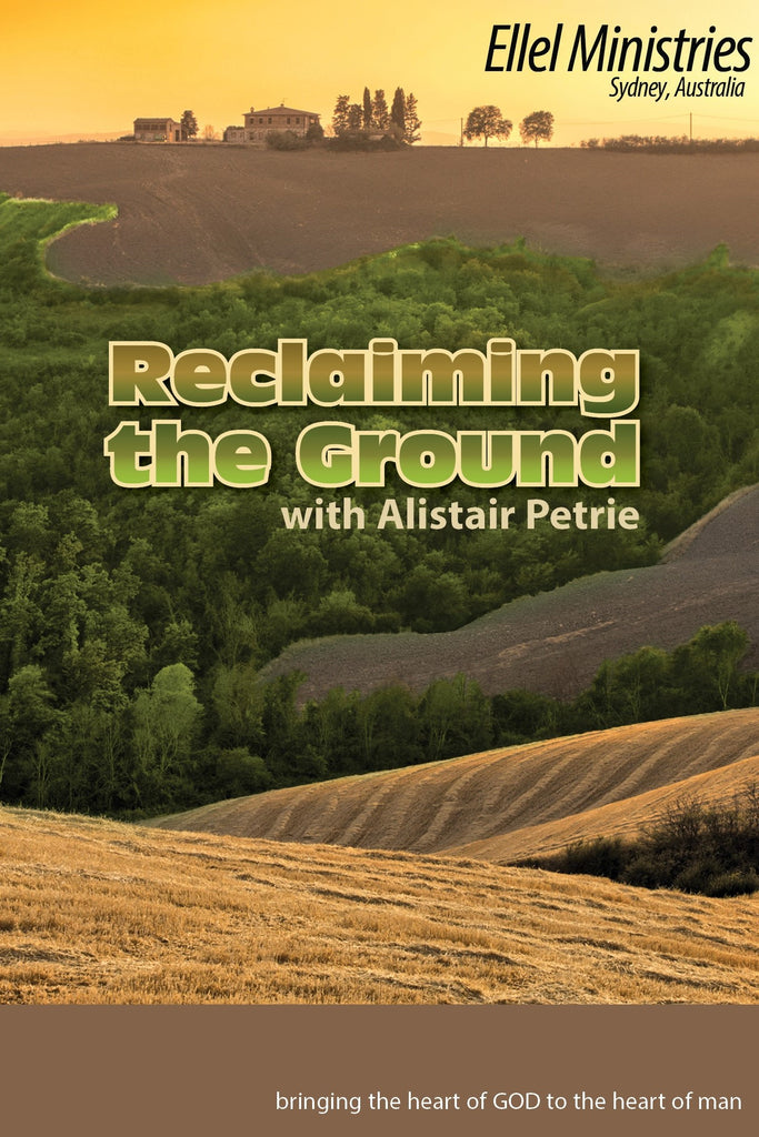 Reclaiming the Ground (Alistair Petrie)
