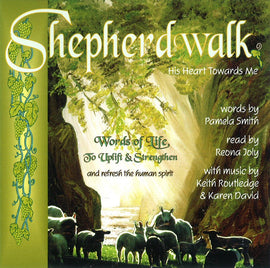 Shepherd Walk CD