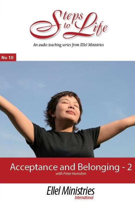 Acceptance & Belonging - Part 2 (CD)