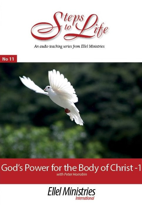 God's Power for the Body of Christ - Part 1