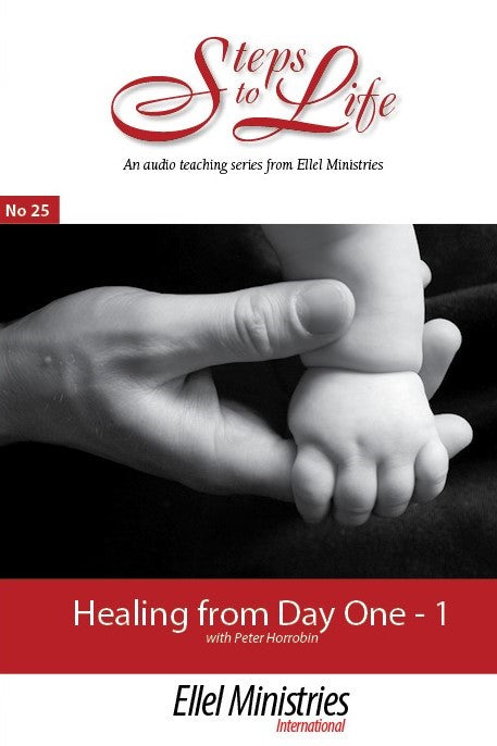 Healing From Day One - Part 1