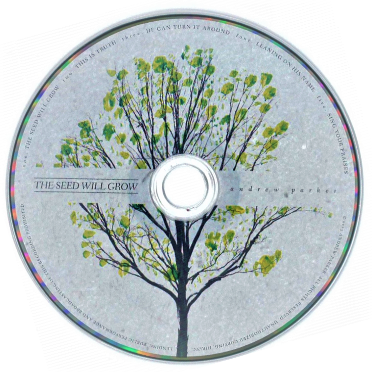 The Seed Will Grow CD