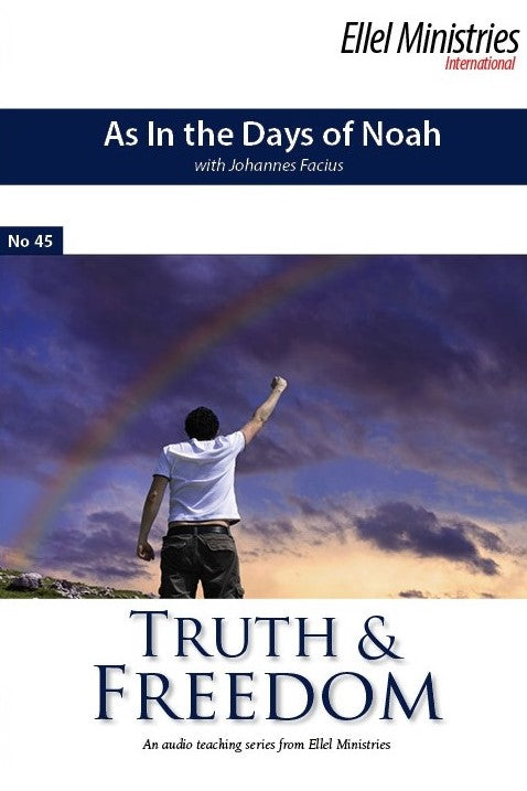As in the Days of Noah (CD)