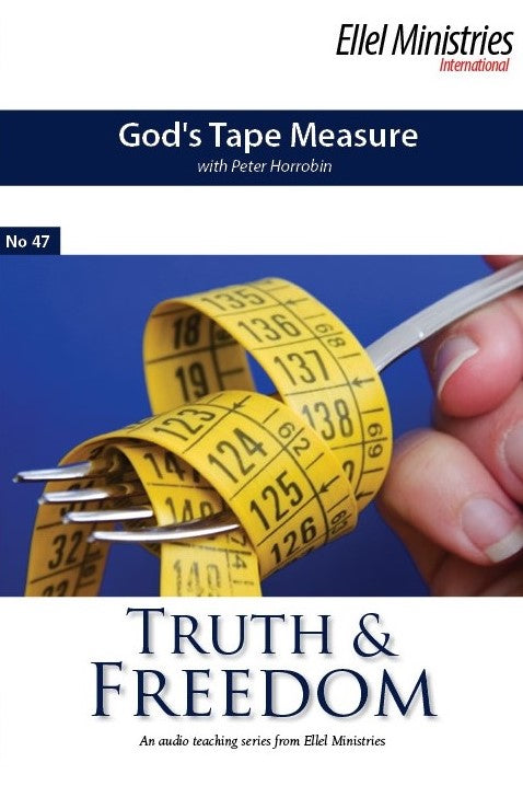 God's Tape Measure