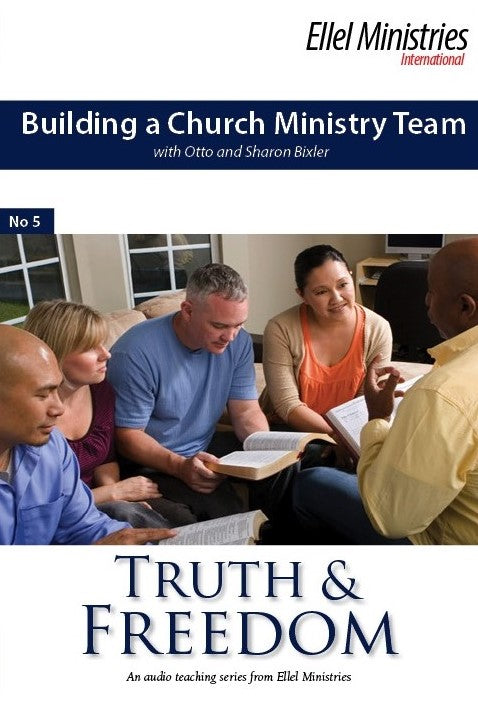 Building A Church Ministry Team
