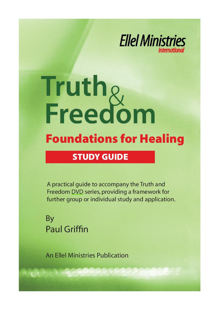 Truth & Freedom Video/DVD Study Guides